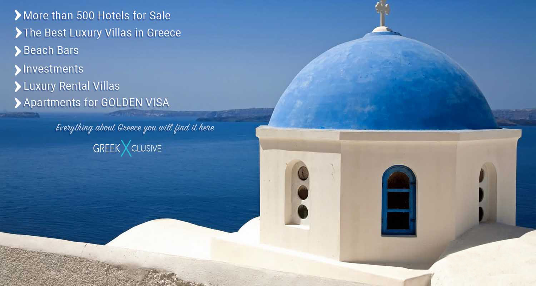 Greek Exclusive Properties, Real Estate Greece, Top Villas, Property in Greece, Luxury Estate, Home for sale Greece
