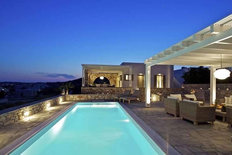 Beautiful Villa in Paros, Ampelas
