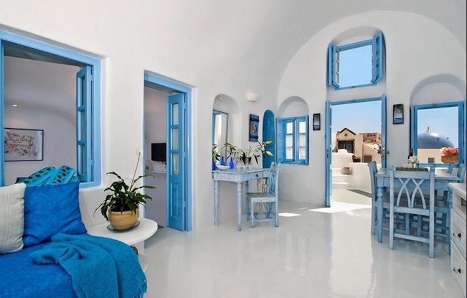 Villa for rent at Oia Santorini