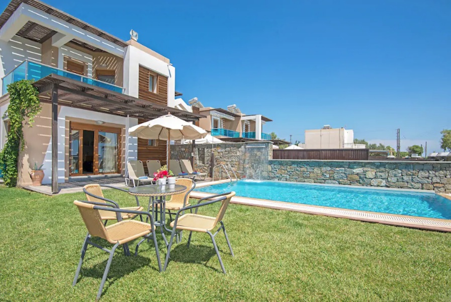Beach Villa by the sea, Rhodes Kiotari
