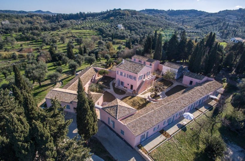 Amazing Estate in Corfu for 20 Guests, Moraitika FOR RENT 1