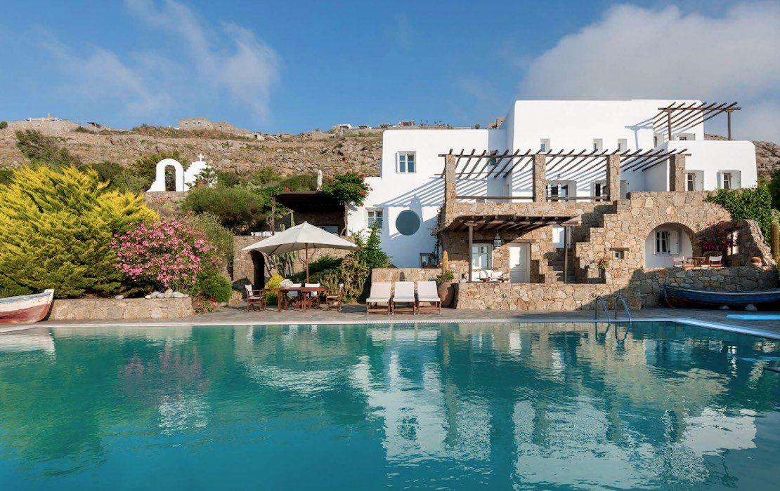 Grand Villa in Mykonos