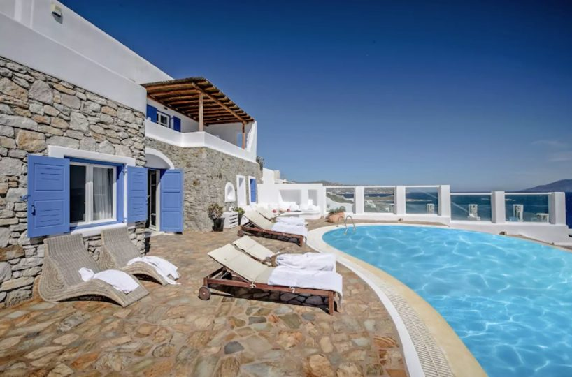 Mykonos Villa for 16 Guests FOR RENT 2