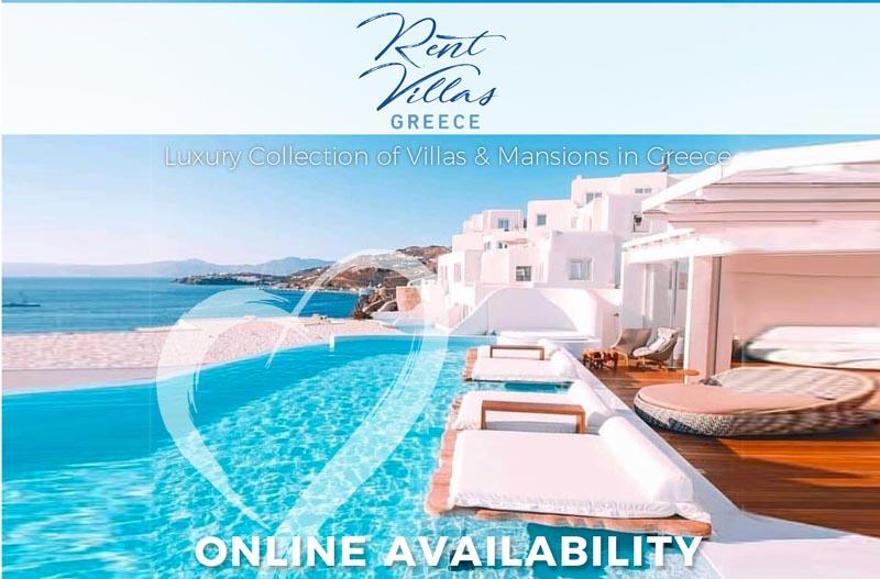 Luxury Villas for Rent in Greece