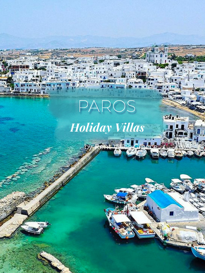 Paros Holiday Villas Greece
