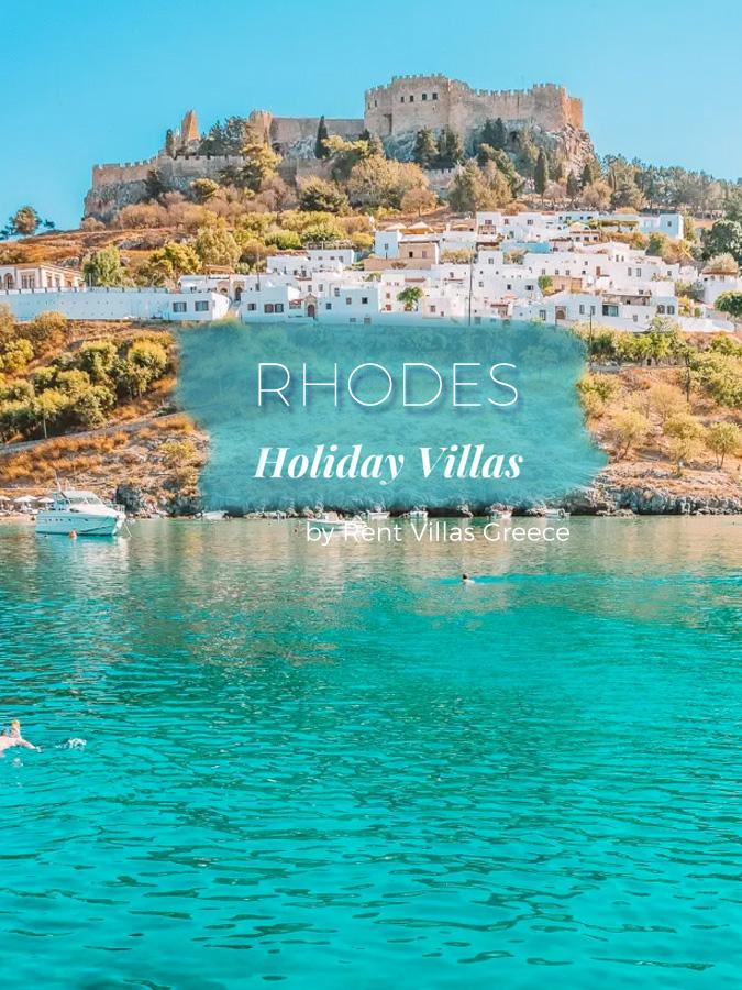 Rhodes Holiday Villas Greece