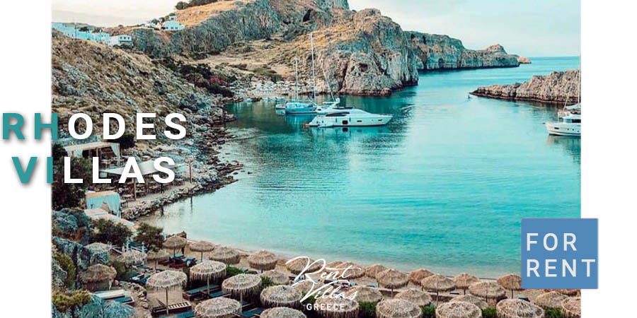 Rhodes Villa Rentals: Rhodes Villas - Luxury Villas in Rhodes