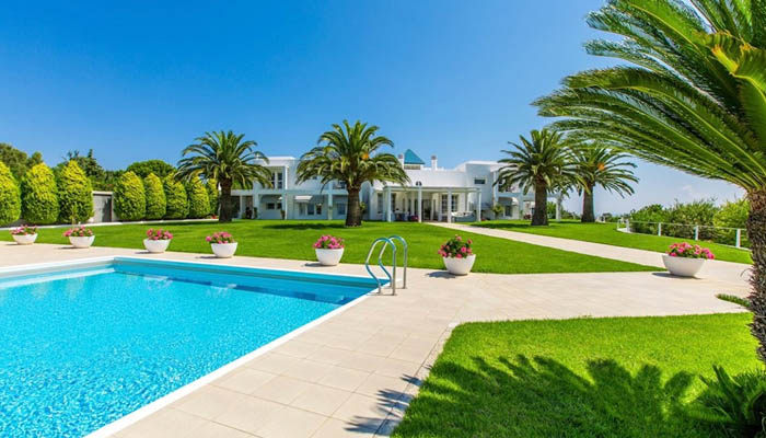 Super Villa at Chania Crete. Luxury villas, Greek island villa, Villas for rent,  Holidays villas, Rental villas Greece.