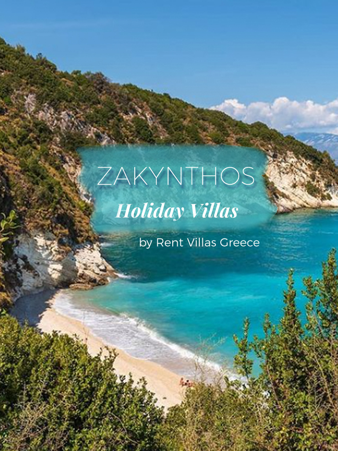 Zakynthos Holiday Villas Greece