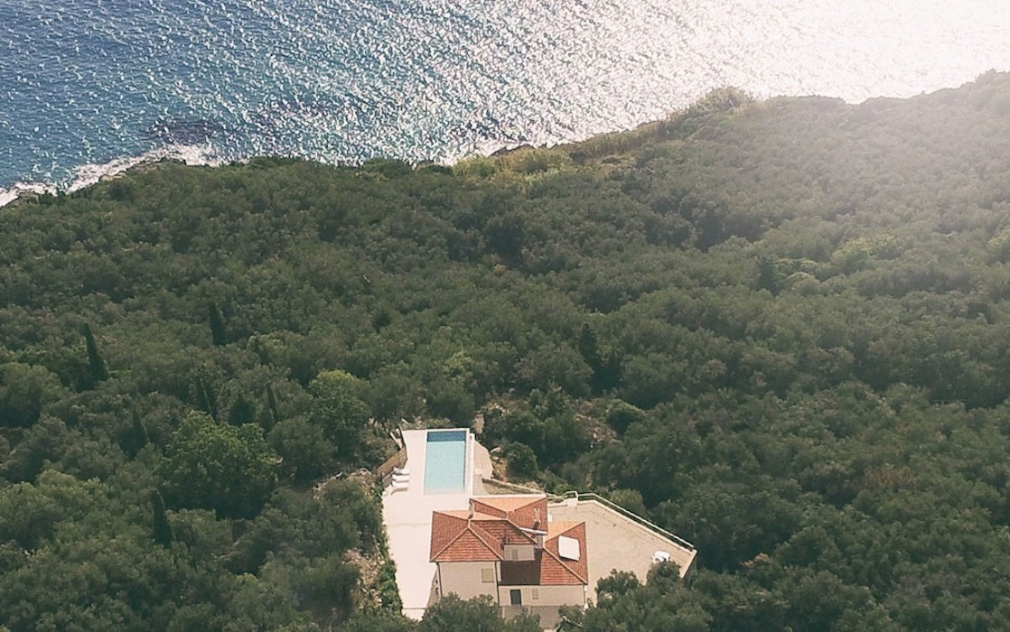 Luxury Villa  in Corfu for sale