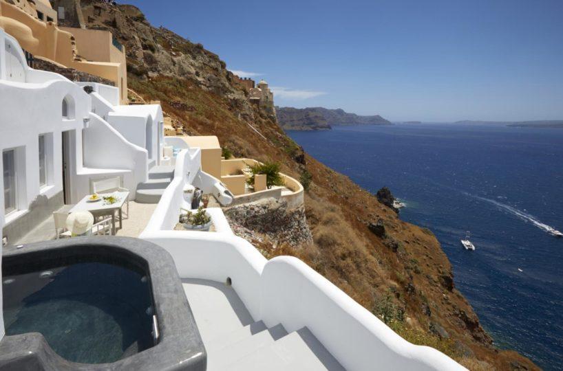 Absolute Privacy Villa Oia Santorini