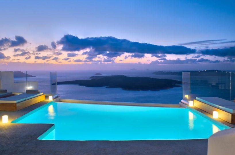 Caldera Holiday Villa Firostefani Santorini