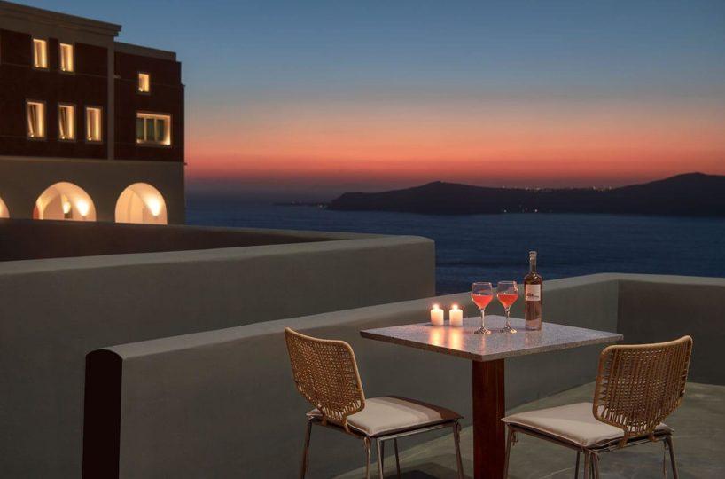 Luxury Caldera Villa Santorini, Fira