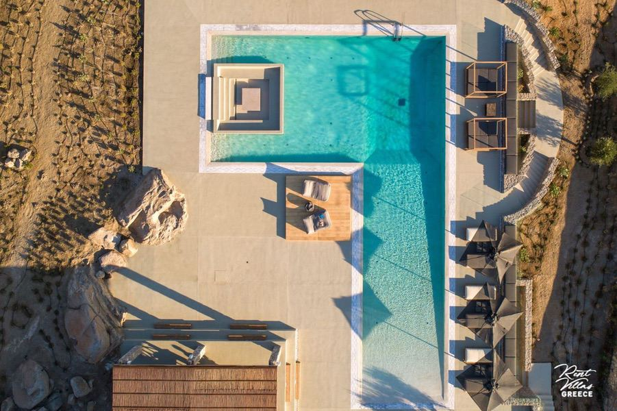 Mykonos Villa in Aleomandra, Mykonos Holiday Villas