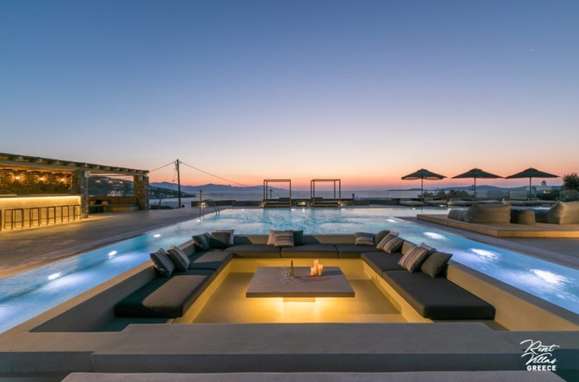 Mykonos Villa in Aleomandra, Mykonos Holiday Villas
