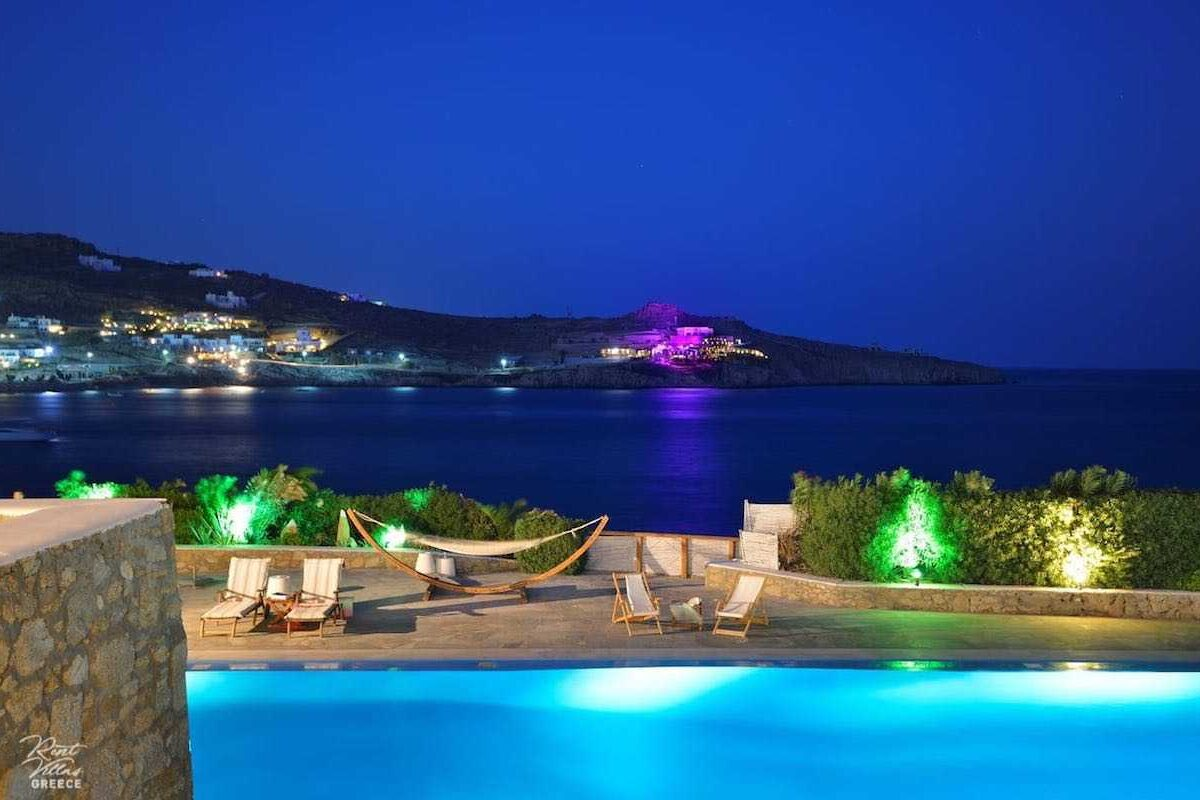Mykonos Estate, Luxury Holiday Villas Mykonos Greece