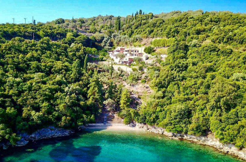 Villa for rent in Meganisi Lefkada Greece, Rent Villa Greece